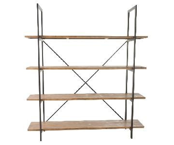 Union Rustic Caitlyn Etagere Bookcase