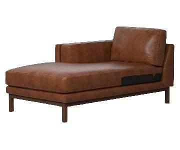 West Elm Dekalb Left Chaise