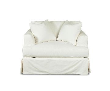 Jennifer Convertibles Oversized Twin Sleeper Chair