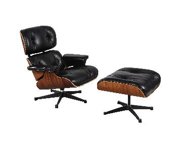 Manhattan Home Design Eames Lounge Chair