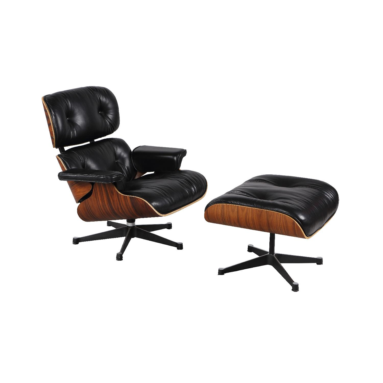Manhattan Home Design Eames Lounge Chair Replica Aptdeco