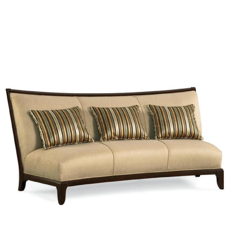 Raymour & Flanigan Nicole Armless Sofa + 2 Chairs