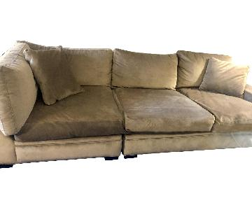 Raymour & Flanigan Braelyn 2-Piece Sectional Sofa