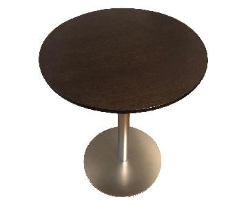 Design Within Reach LaPalma Bistro Table w/ 2 LEM Stools