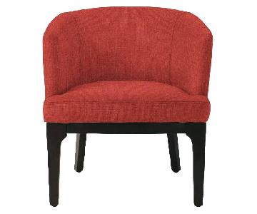 West Elm Oliver Accent Chair