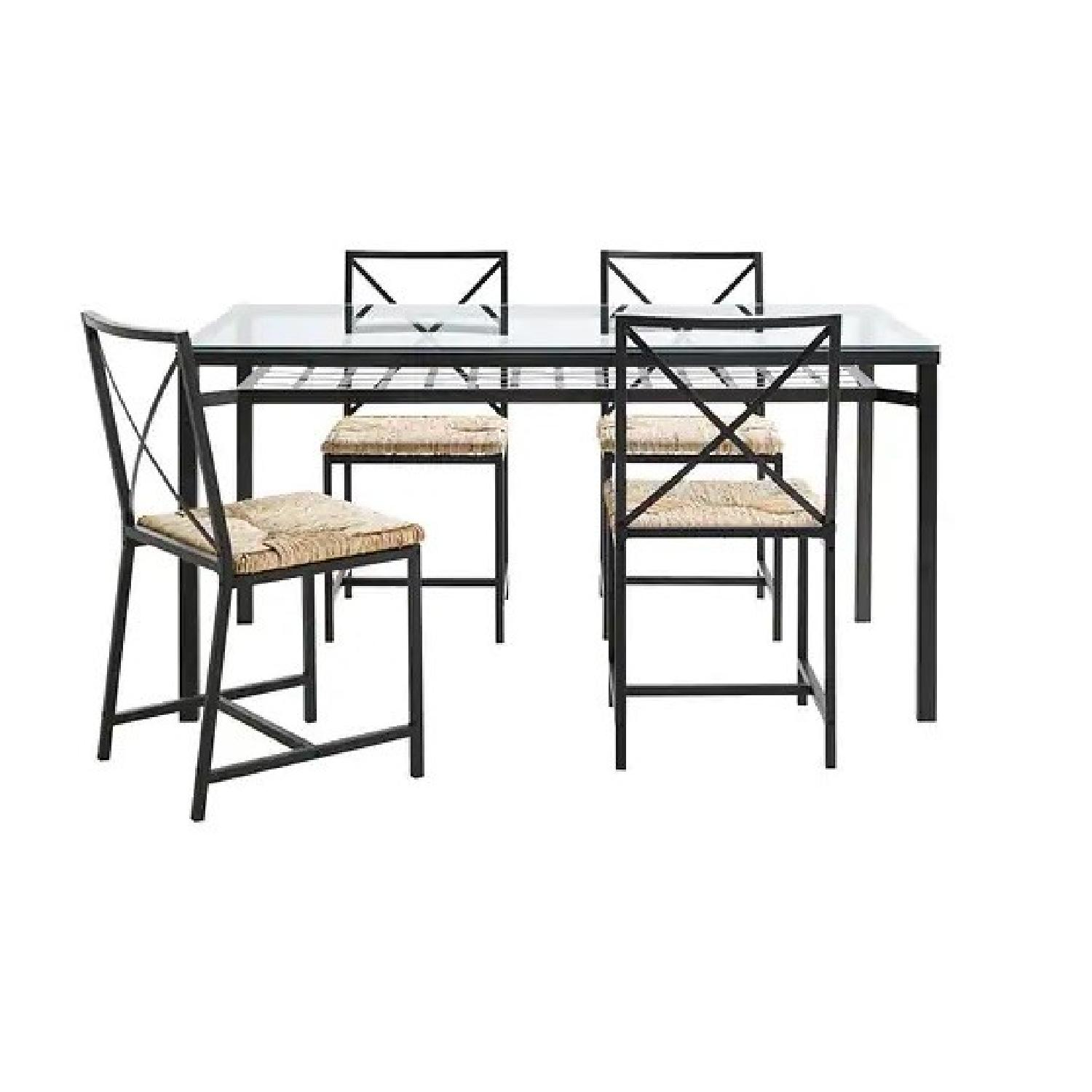Ikea Granas Dining Table w/ 4 Chairs