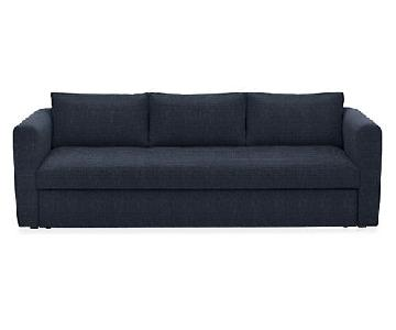 Room & Board Oxford Pop-Up Platform Queen Sleeper Sofa