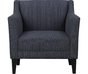 Crate & Barrel Margot Accent Chair