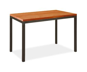 Room & Board Parsons Counter Table in Solid Cherry Wood