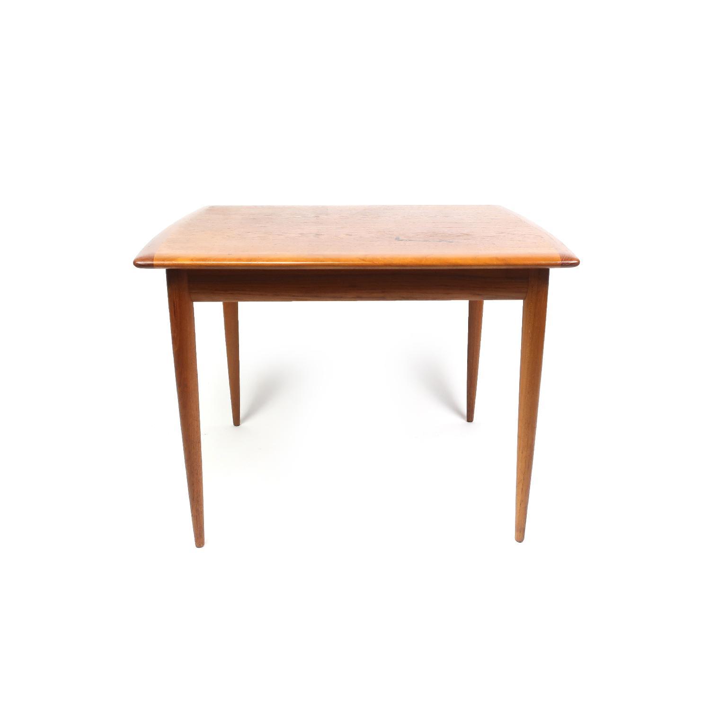 Danish Modern Teak Side Table