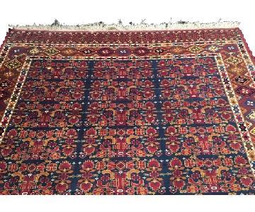 Russian Wool Handmade Area Rug