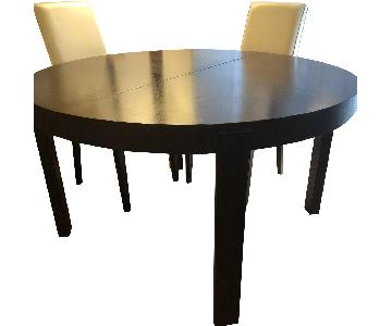 Jensen Lewis Atelier Extension Dining Table w/ 6 Chairs