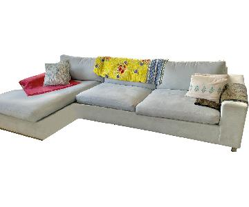 BoConcept 3-Piece Sectional Sofa