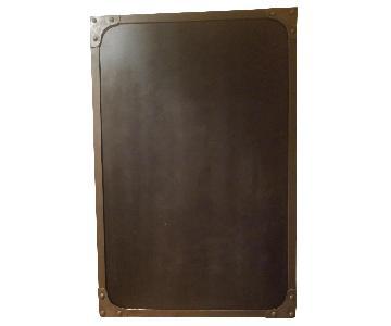 Restoration Hardware Industrial Chalkboard