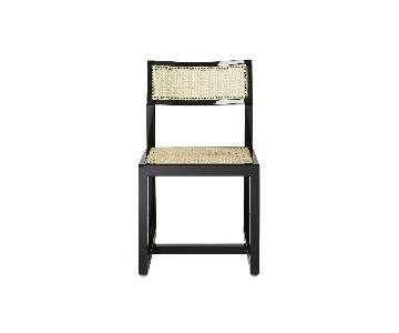 CB2 Makan Dining Chairs