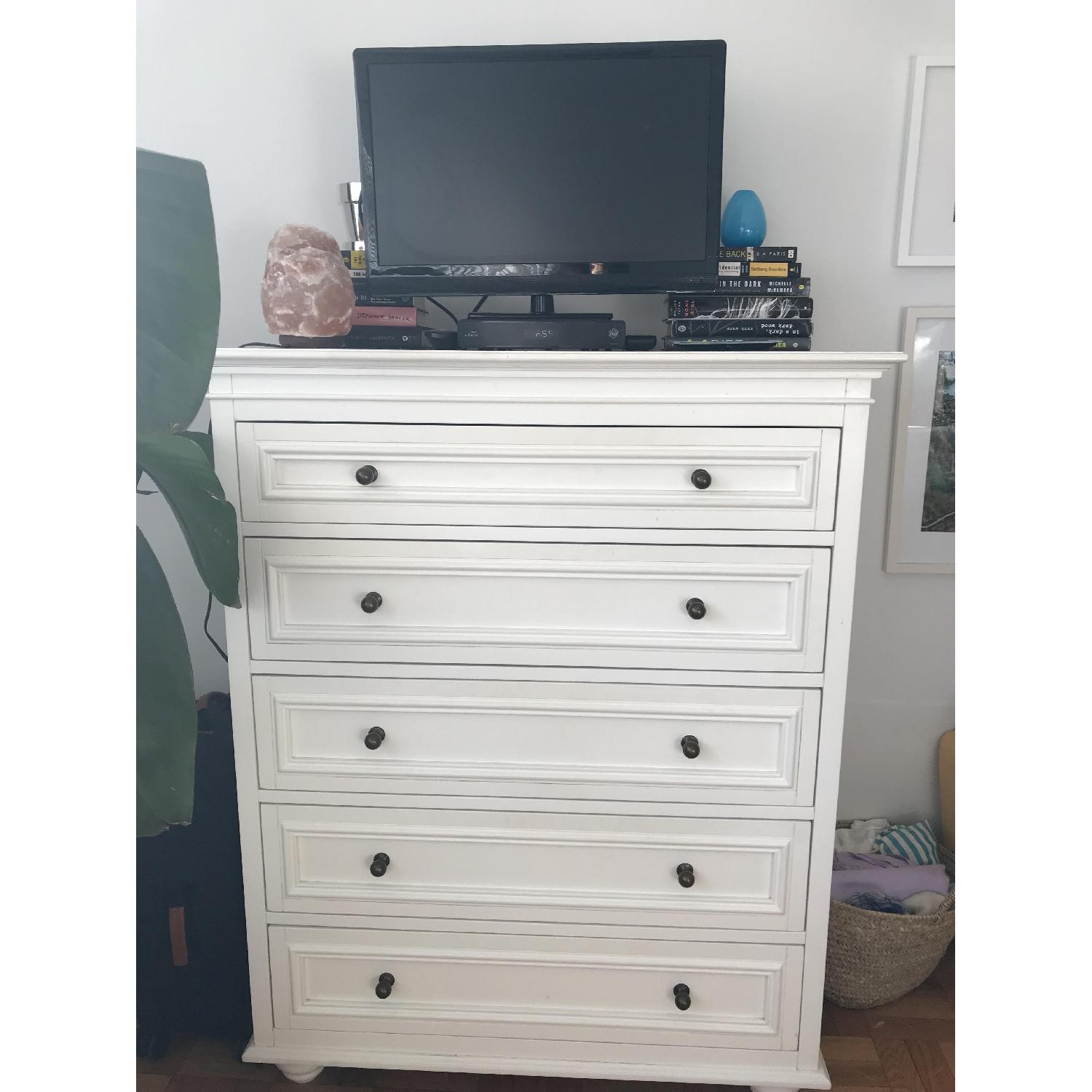 Pottery Barn Teen Chelsea Tall Dresser