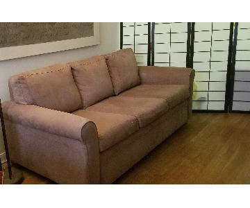 Macy's Kenzey Queen Sleeper Sofa