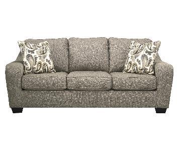 Ashley Arrietta Sleeper Sofa w/ Memory Foam