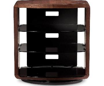 BDI Valera Open 4-Shelf Entertainment Cabinet