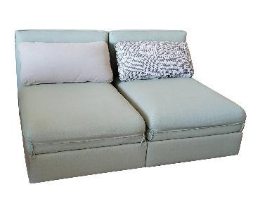 ikea Vallentuna Sleeper Sofa