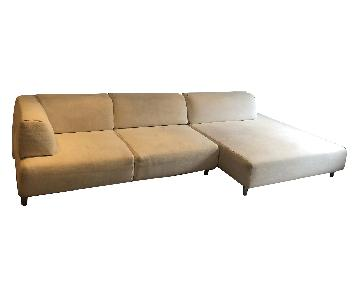 Living Divani Metro2 Sectional Sofa