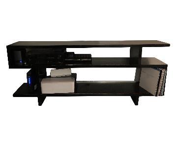 Chista Solid Teak Shelf Unit/Credenza