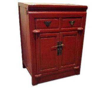 Antique Chinese Multi Drawer Cabinet