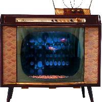 Leibow original - Silverstone TV Aquarium
