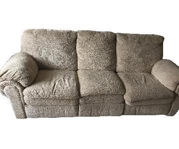 Raymour & Flanigan Reclining Sofa