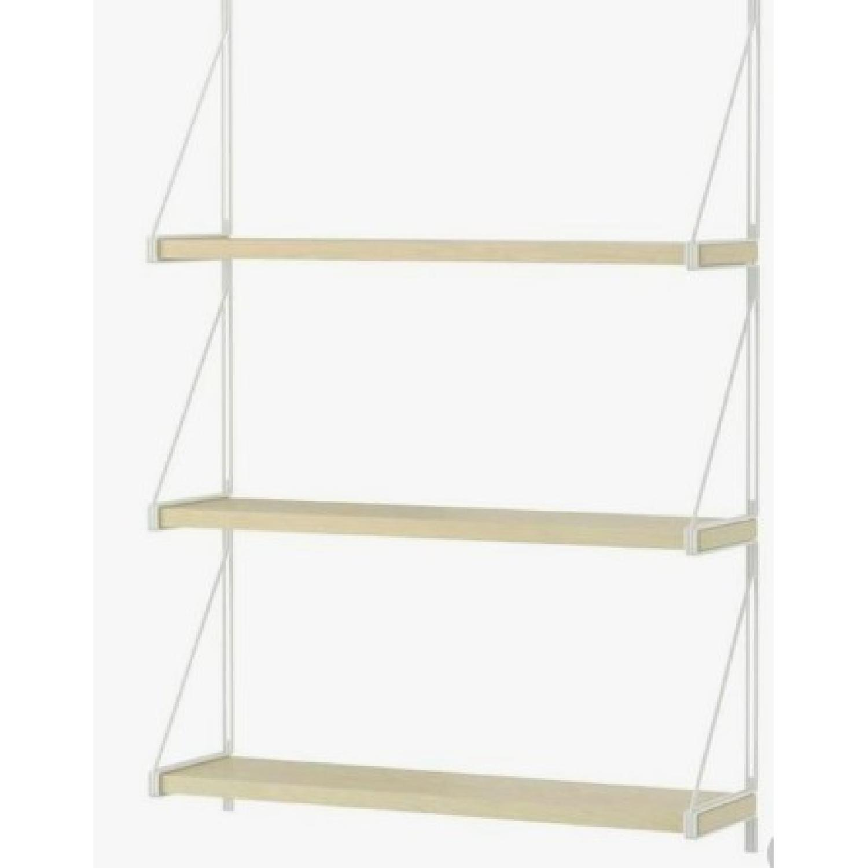 Ikea Ekby Jarpen/Gallo Wall Mounted Shelving Unit