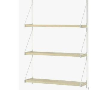 Ikea Ekby Jarpen/Gallo Wall Mounted Shelving Unit