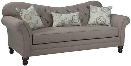 Coaster Stone Grey Sofa