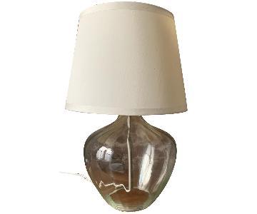 Ikea Glass Table Lamp
