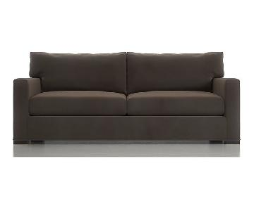 Crate & Barrel 2 Seater Sleeper Sofa