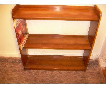 3 Shelves Bookcase