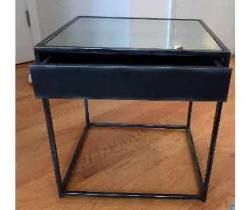 Restoration Hardware Gramercy Side Table