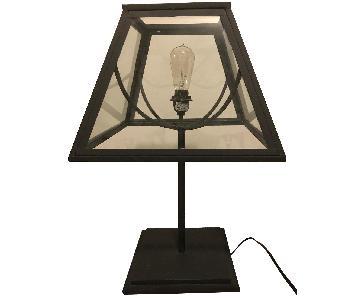 Nadeau Furniture Clear Edison Bulb Lamp