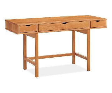 Room & Board Ellis Desk in Cherry