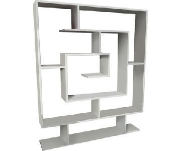 Ada Home Decor Beverly Modern Bookcase