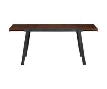 CB2 Extendable Dining Table