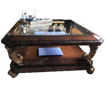 Hurtado Coffee Table + End Table