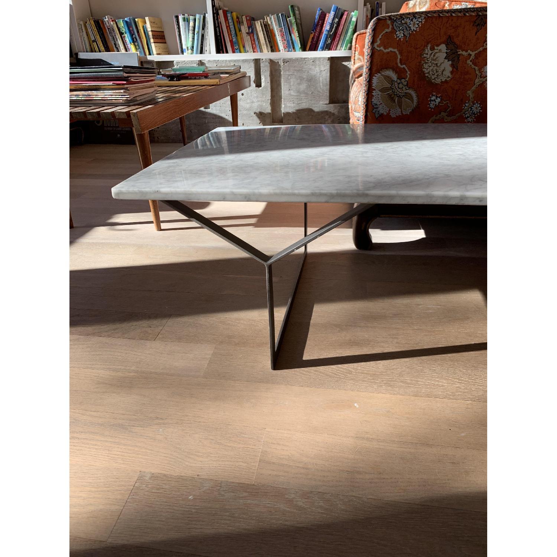 West Elm Marble Coffee Table-3