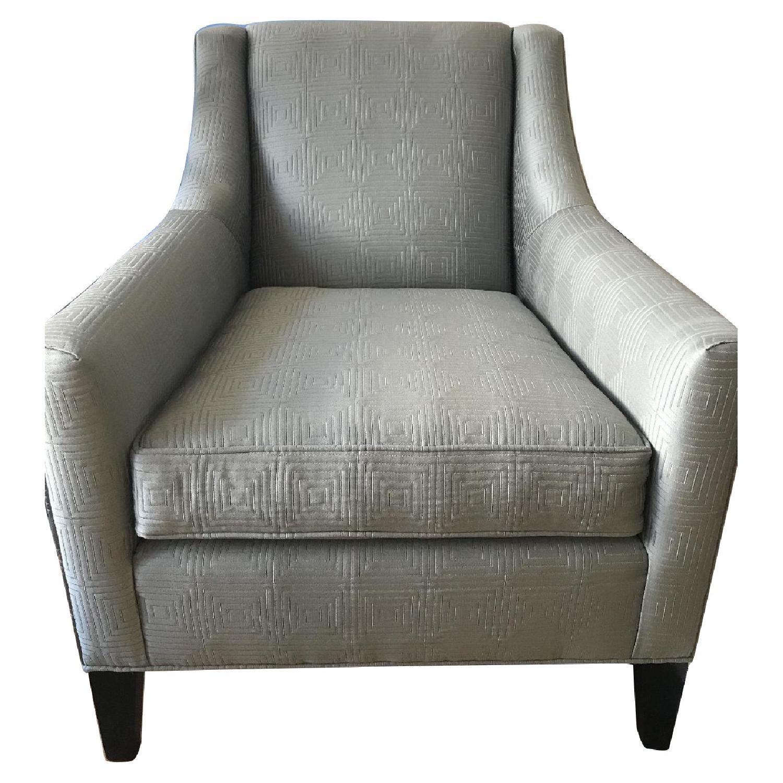 Mitchell Gold + Bob Williams Cara Chair in Green