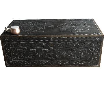 Ralph Lauren Nailhead Trunk Table