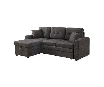 Latitude Run Reider Sleeper Sectional Sofa