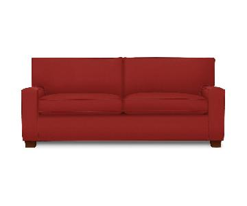 Mitchell Gold + Bob Williams Queen Size Sleeper Sofa