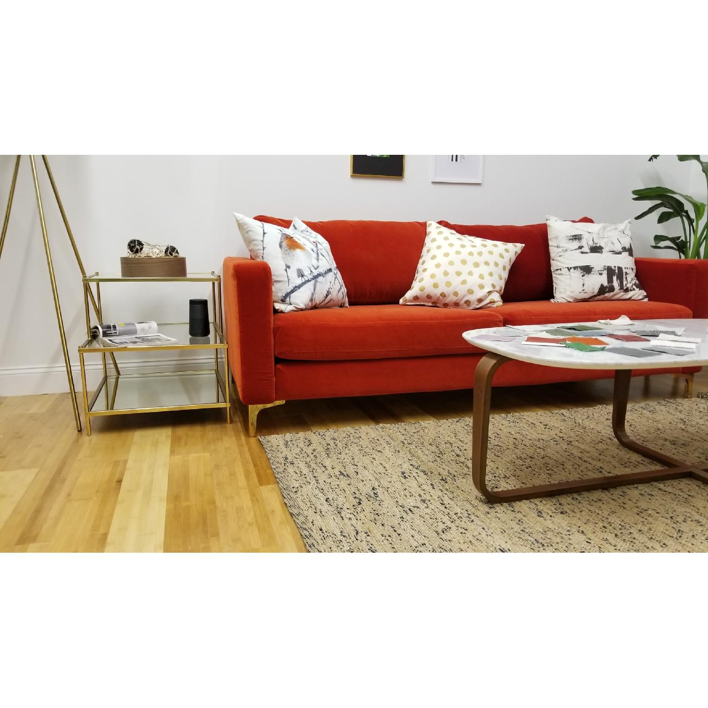 Ikea Karlstad Sofa-1
