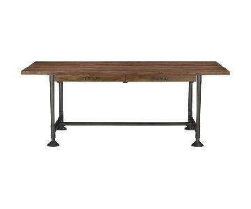 CB2 Exclusive Hearty Dining Table