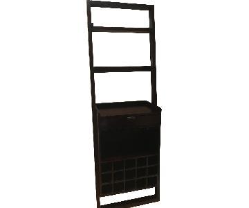 Crate & Barrel Sloane Leaning Bar
