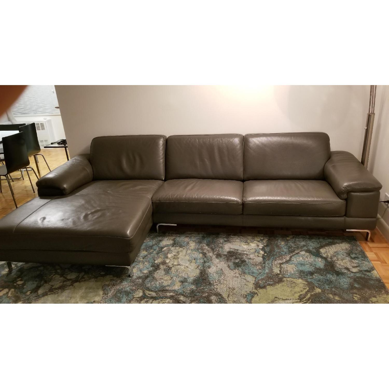 Bloomingdaleu0027s Nicoletti Sectional Sofa; Bloomingdaleu0027s Nicoletti Sectional  Sofa 0 ...